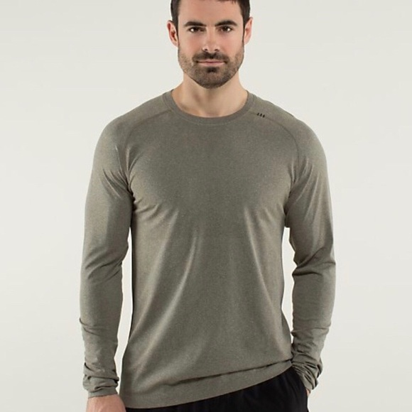 ea5e55537 lululemon athletica Other - Lululemon Men s Metal Vent Tech Long Sleeve  Shirt